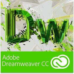 Adobe Dreamweaver CC EDU PL Multi European Languages Win/Mac - Subskrypcja (12 m-ce)