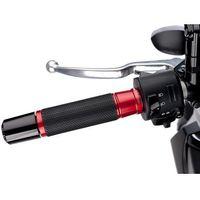 Manetki motocyklowe, Manetki PUIG Hi-Tech Ascent do kierownic 22 mm (czerwone)
