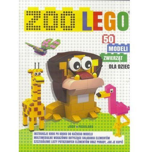 Książki dla dzieci, Zoo LEGO. 50 modeli zwierząt dla dzieci - Praca zbiorowa