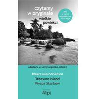 Książki do nauki języka, Wyspa Skarbów / Treasure Island (opr. miękka)