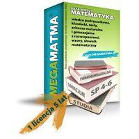 Programy edukacyjne, 5-letnia licencja do zasobów MegaMatma.pl