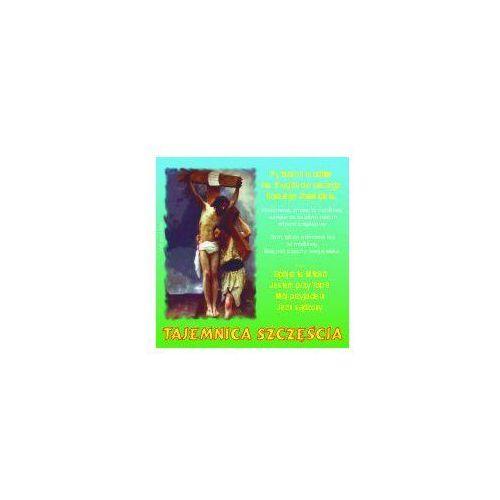 Muzyka religijna, Tajemnica szczęścia - CD + książka wyprzedaż 06/19 (-67%)
