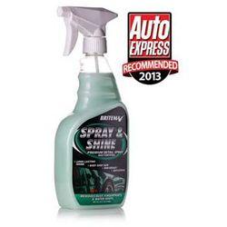 Britemax Spray & Shine Premium Detail Spray 709ml
