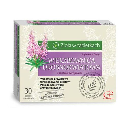Leki na prostatę, Wierzbownica drobnokwiatowa 30tabletek Colfarm