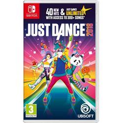 Gra NINTENDO SWITCH Just Dance 2018