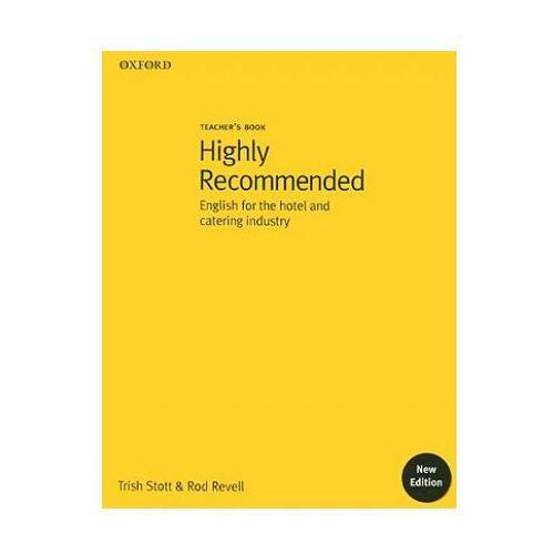 Książki do nauki języka, Highly Recommended TB New Edition (opr. miękka)