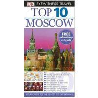 Przewodniki turystyczne, DK Eyewitness Top 10 Moscow