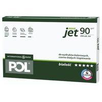 Papiery fotograficzne, Papier do drukarki POLJET A4 90g - KURIER UPS 14PLN, Paczkomaty, Poczta