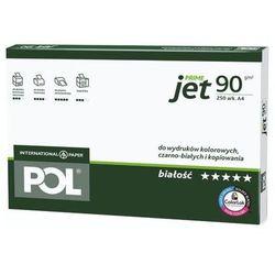 Papier do drukarki POLJET A4 90g - KURIER UPS 15PLN, Paczkomaty, Transport Kraków