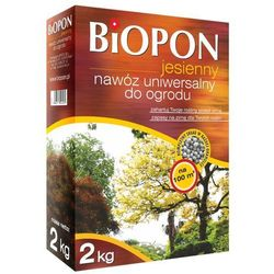 Nawóz jesienny Biopon
