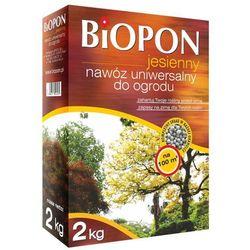 Nawóz jesienny uniwersalny Biopon 2 kg