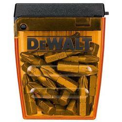Zestaw bitów DeWalt PZ2 25 szt.