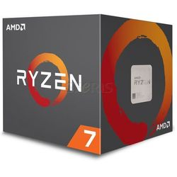 PROCESOR AMD RYZEN 7 1700 3,7GHz BOX (AM4) - YD1700BBAEBOX
