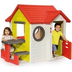 Smoby Domek My House ze stolikiem - BEZPŁATNY ODBIÓR: WROCŁAW!