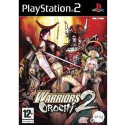 Warriors Orochi 2 - Sony (PS2)