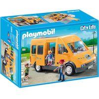 Klocki dla dzieci, Playmobil CITY LIFE Autobus szkolny 6866