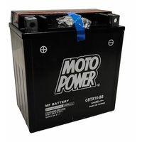 Akumulatory do motocykli, Akumulator motocyklowy Moto Power CBTX16-BS YTX16-BS 12V 14Ah 230A EN L+