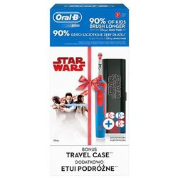 Szczoteczka rotacyjna ORAL-B Vitality Star Wars + DARMOWY TRANSPORT!