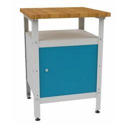 Metalowy stół warsztatowy roboczy STW113 600mm MALOW