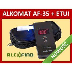 Alkomat elektrochemiczny AlcoFind AF-35
