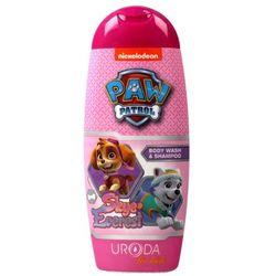 Uroda for Kids Żel pod prysznic 2w1 dla dzieci Paw Patrol Girl 250ml