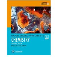 E-booki, Edexcel International GCSE (9-1) Chemistry Student Book: print and ebook bundle