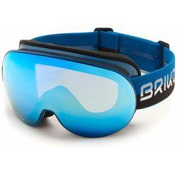 NOWE GOGLE BRIKO SFERA 2 LENSES HD MATT CAMEO BLUE - BLUE MIRROR 2+ PINK 1