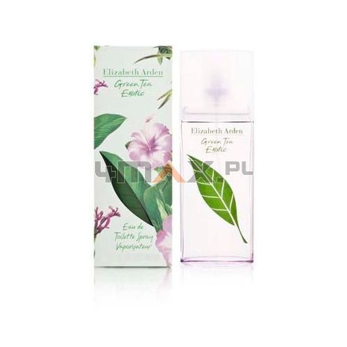 Wody toaletowe damskie, Elizabeth Arden Green Tea Exotic Woda Toaletowa 100ml