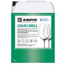 Profesjonalny płyn nabłyszczający do zmywarek z systemem osmozy KRUPPS 2x5 kg | OSMO BRILL
