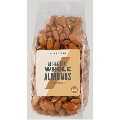 Pozostałe odżywki dla sportowców, Natural Nuts (Whole Almonds) 100% Natural - 400G