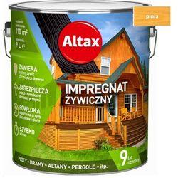 ALTAX- impregnat żywiczny, pinia, 9l
