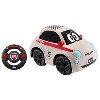 Jeżdżące dla dzieci, Chicco Auto zdalne sterowane Fiat 500 Sport RC - BEZPŁATNY ODBIÓR: WROCŁAW!