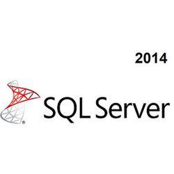 Microsoft SQL Server 2014 Standard + 10 User Cals