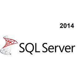Microsoft SQL Server 2014 Standard + 20 User Cals