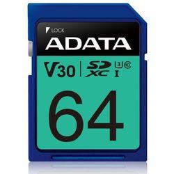 Karta pamięci ADATA SDXC Premier Pro 64GB