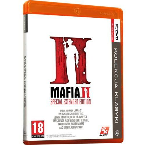 Gry na PC, Mafia 2 Special Extended Edition (PC)