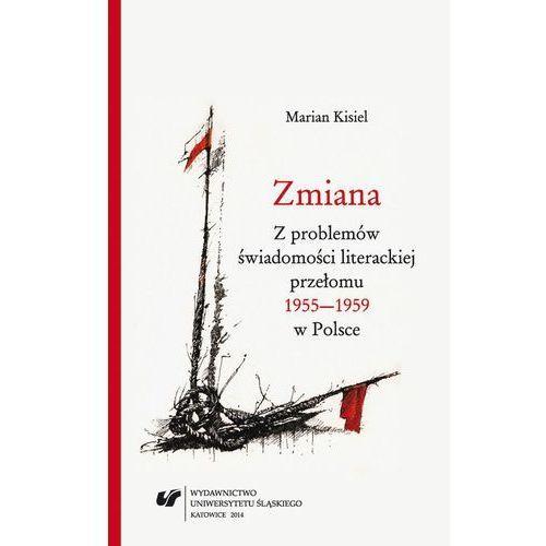 E-booki, Zmiana. Z problemów świadomości literackiej przełomu 1955-1959 w Polsce. Wyd. 2.