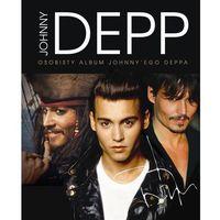 Książki o filmie i teatrze, Johnny Deep. Osobisty Album Johnny`Ego Deepa