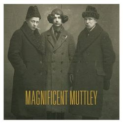 Magnificent Muttely (CD) - Magnificent Muttley