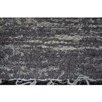 Chodniki, Chodnik bawełniany ręcznie tkany 65x120 cm szary-ecru (k-34)