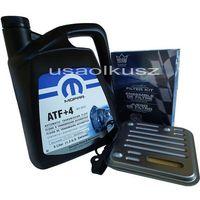 Oleje przekładniowe, Olej MOPAR ATF+4 oraz filtr automatycznej skrzyni 4SPD Chrysler LeBaron