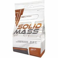 Gainery, TREC SOLID MASS 3000g Gainer MASA czekolada