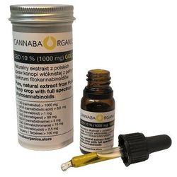 Destylowany olej pełne spektrum 10% CBD (1000 mg/10 ml)