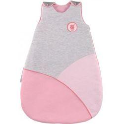 Candide Śpiworek do spania Air+ Cosy 68 cm, różowy