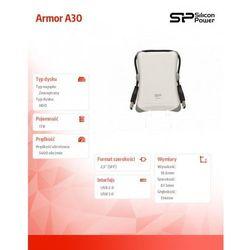 ARMOR A30 1TB USB 3.0 WHITE / PANCERNY / wstrząsoodporny