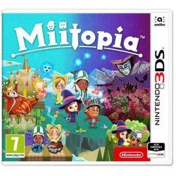 Gra Nintendo Miitopia 3DS 2DS