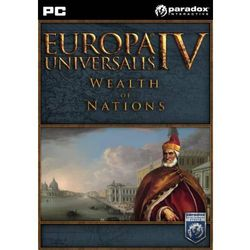 Europa Universalis 4 Wealth of Nations (PC)