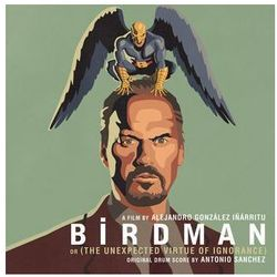 Birdman (CD) - Soundtrack - Antonio Sanchez