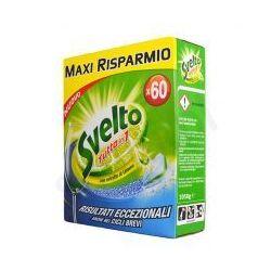 Svelto Zielona Cytryna - Tabletki do zmywarki (60 szt)
