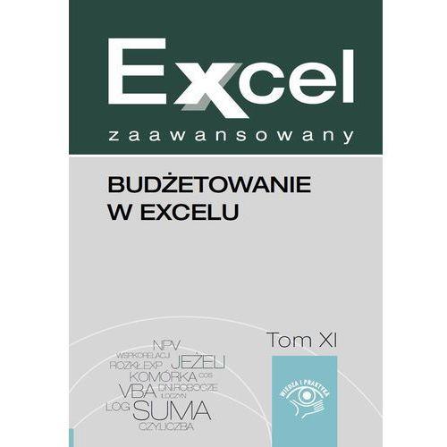E-booki, Budżetowanie w Excelu - Malina Cierzniewska-Skweres, Jakub Kudliński (MOBI)